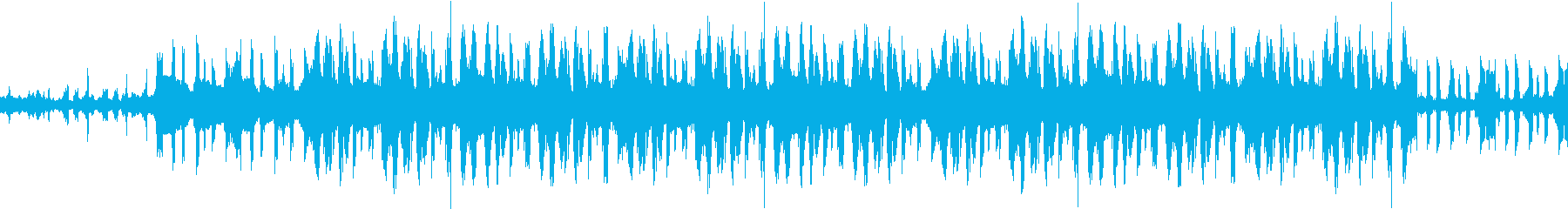 ドライブで聴きたくなるゆったりBGMの再生済みの波形