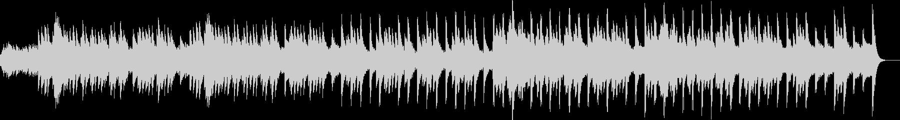 切ない感じのオルゴールのオリジナル曲ですの未再生の波形