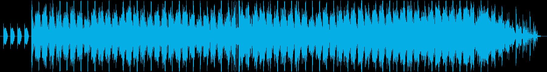 nightclub Mirageの再生済みの波形