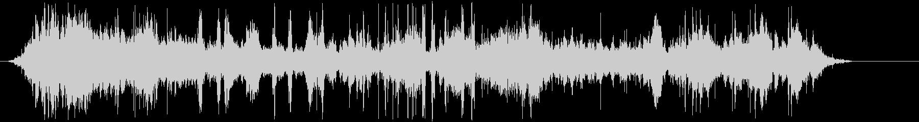 エルロシオベルズブラザーフッドの未再生の波形
