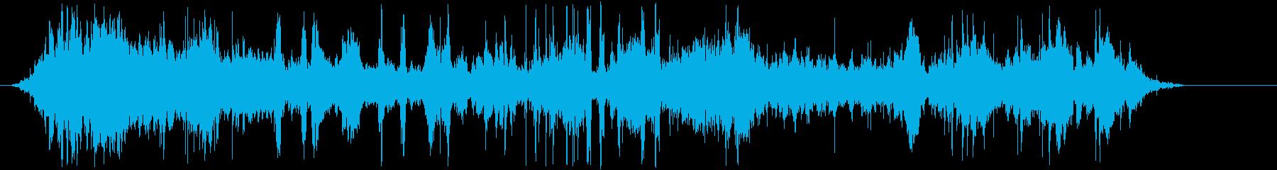 エルロシオベルズブラザーフッドの再生済みの波形