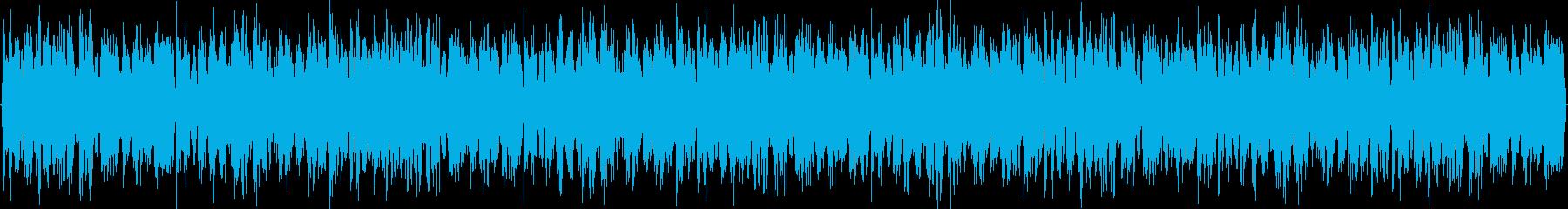 シューティングゲーム向けトランスです。の再生済みの波形