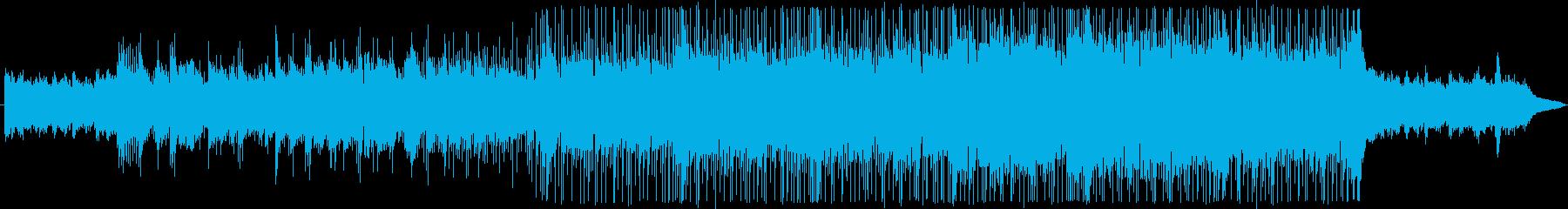 新しい ポップ ポジティブ 明るい...の再生済みの波形