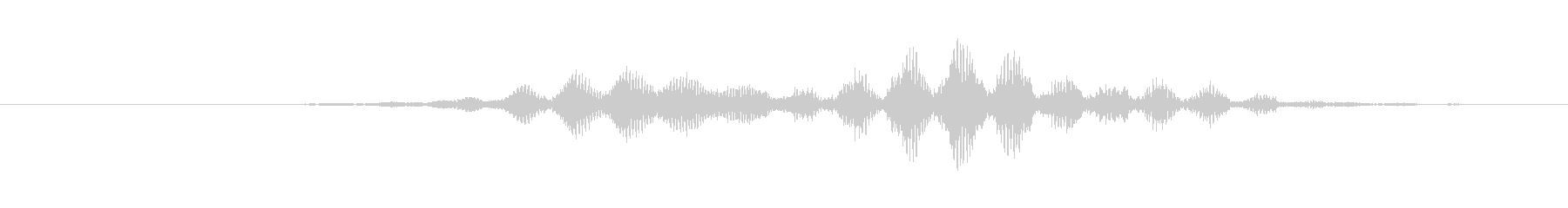 SCI FI タンブル01の未再生の波形