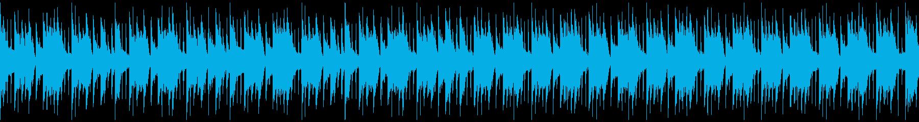 パーカッショングルーヴクラブ系ジングルの再生済みの波形