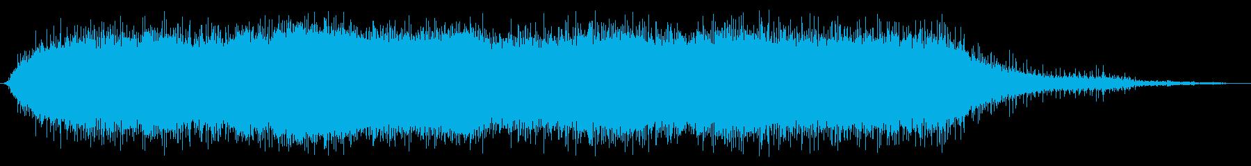 小型電動ポータブルジグソー:スター...の再生済みの波形