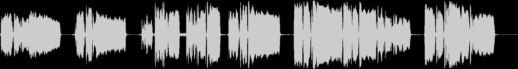 トランペット:最後の投稿、プレイの...の未再生の波形