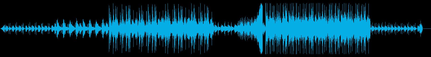 Spacy & Lo-Fiの再生済みの波形