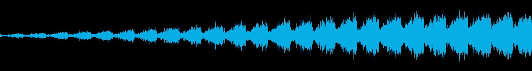 【RISER】シュシュシュシューンッ!!の再生済みの波形