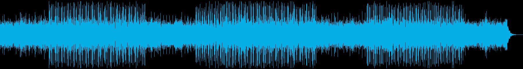 アコースティックピアノの心地よいメ...の再生済みの波形
