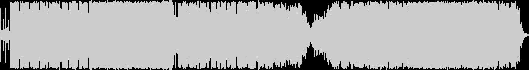 ファンタジーRPGのオープニング画面を…の未再生の波形