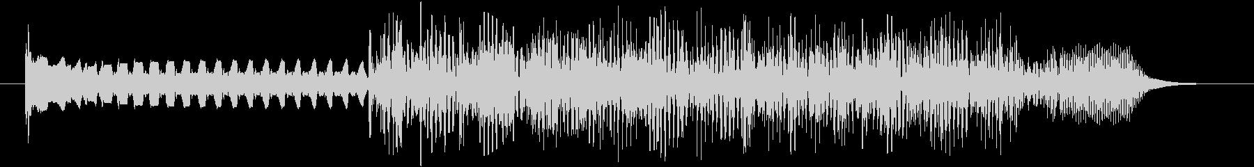 ピー、ガー(レトロなコンピューター)の未再生の波形