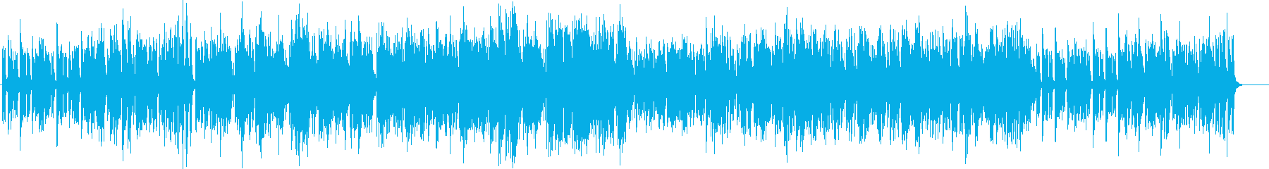 標準ジャズ。の再生済みの波形