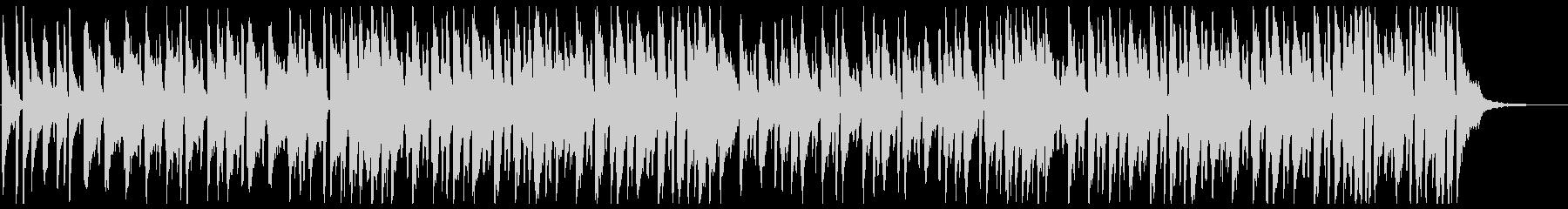ジングルベル/トランペット/クリスマスの未再生の波形