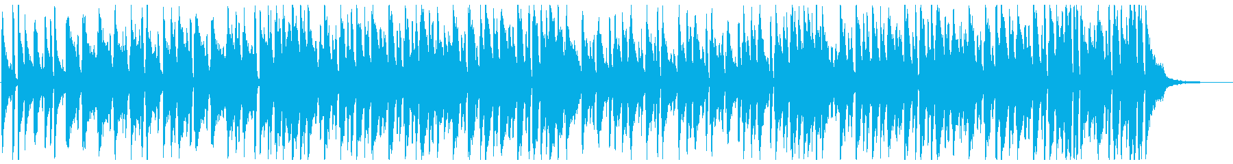 ジングルベル/トランペット/クリスマスの再生済みの波形