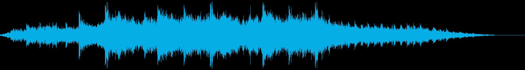 texture14の再生済みの波形