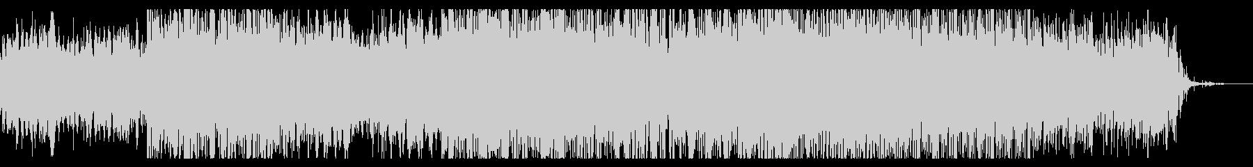 ダークで幻想的なシネマアンビエントの未再生の波形