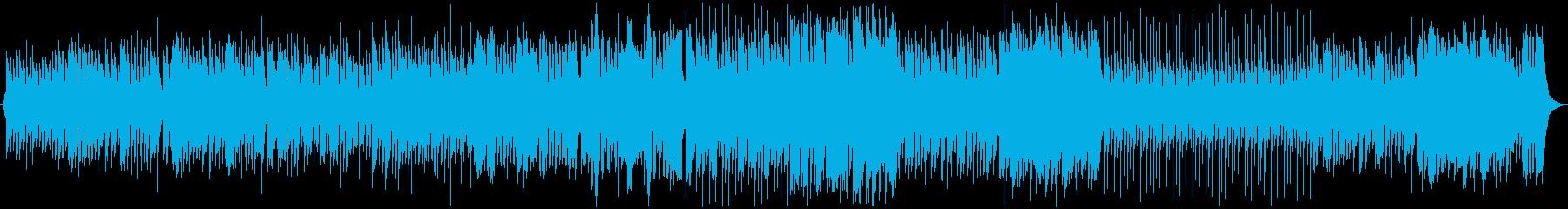 【YouTube】シンプルでかわいい日常の再生済みの波形