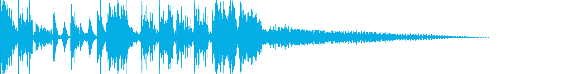 Funky, energetic,...'s reproduced waveform