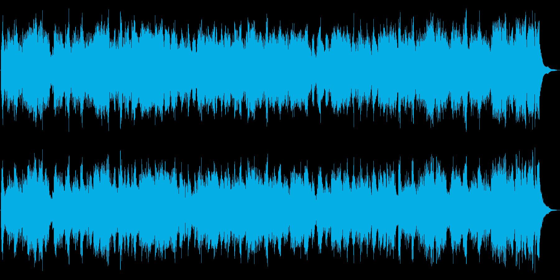 ニュースのOP風 疾走感のあるピアノソロの再生済みの波形