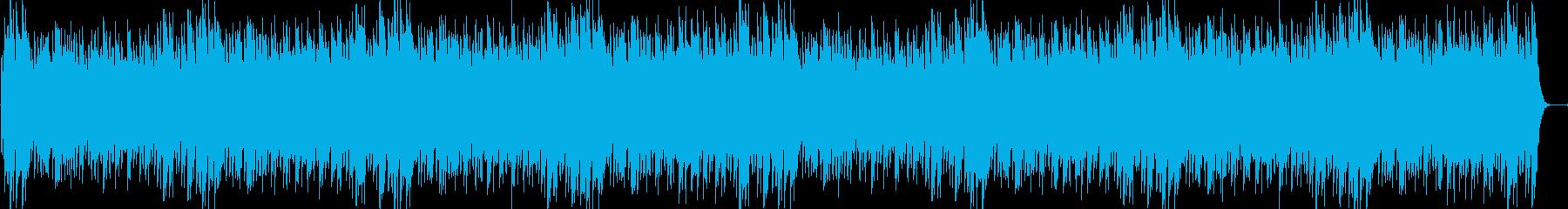オーケストラ広大自然宇宙の再生済みの波形