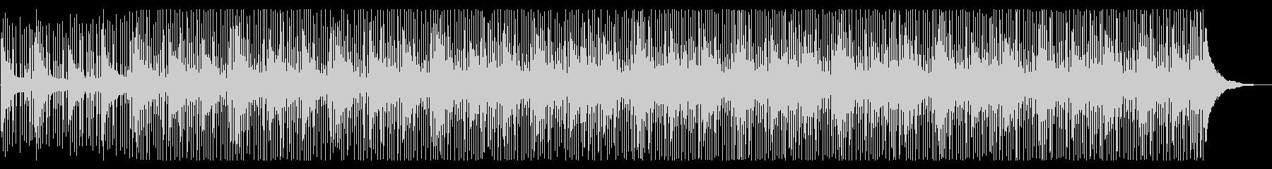 【キック抜】クールで落ち着いたEDMの未再生の波形