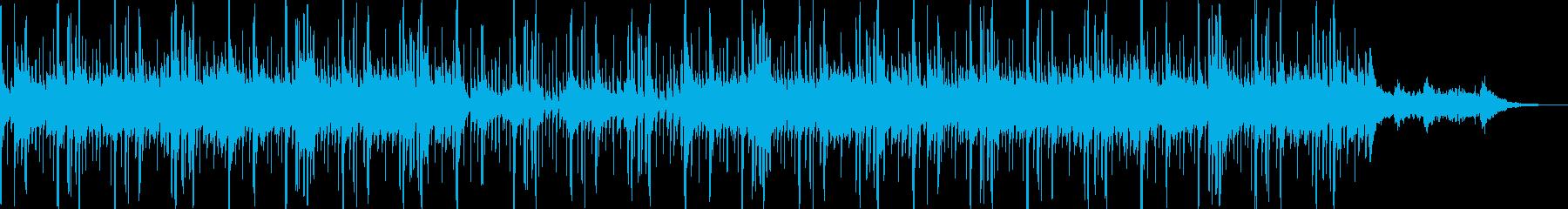 素敵で簡単な、冷ややかなソフトポッ...の再生済みの波形