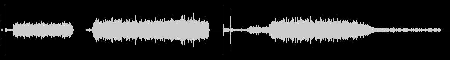 プロパントーチ、イグナイト、フレー...の未再生の波形