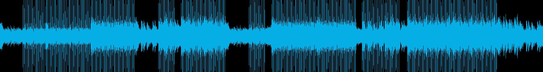 ピアノとエレクトリックギターのロマ...の再生済みの波形