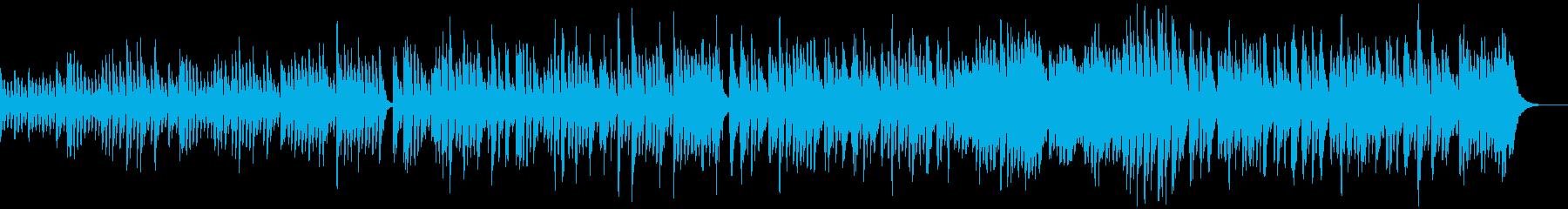 現代的 交響曲 可愛い 子ども ロ...の再生済みの波形
