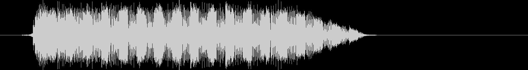 AMGアナログFX 36の未再生の波形
