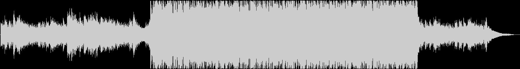 現代的 交響曲 コーポレート アク...の未再生の波形