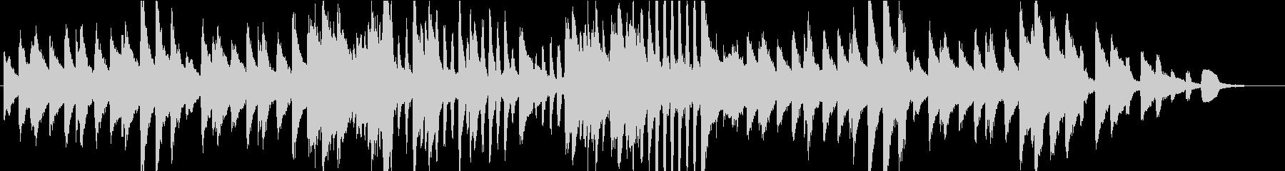 ピアノソロ・優雅な・軽やか・クラシック風の未再生の波形