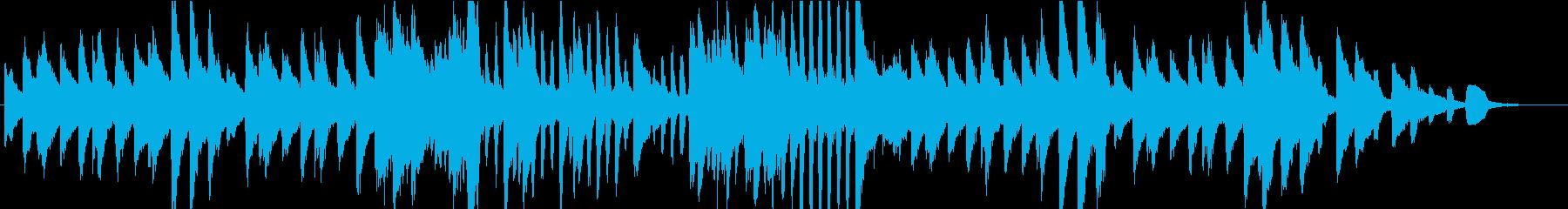 ピアノソロ・優雅な・軽やか・クラシック風の再生済みの波形