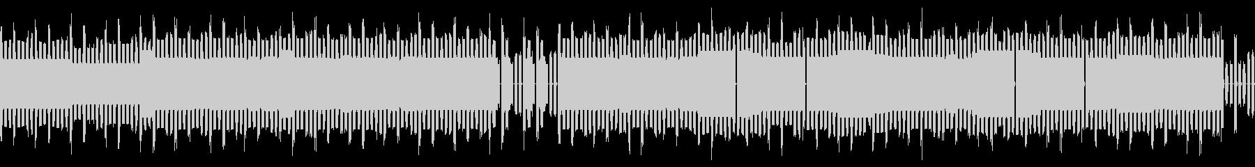 セガハード音源ベースのチップチューンですの未再生の波形