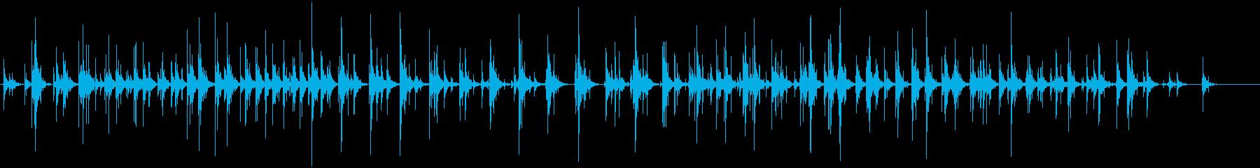スモールスタジオオーディエンス:軽...の再生済みの波形