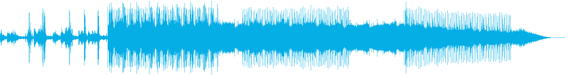 シネマティック サスペンス 技術的...の再生済みの波形