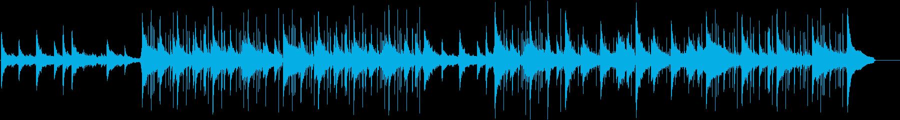 アコースティック楽器とエレクトリッ...の再生済みの波形