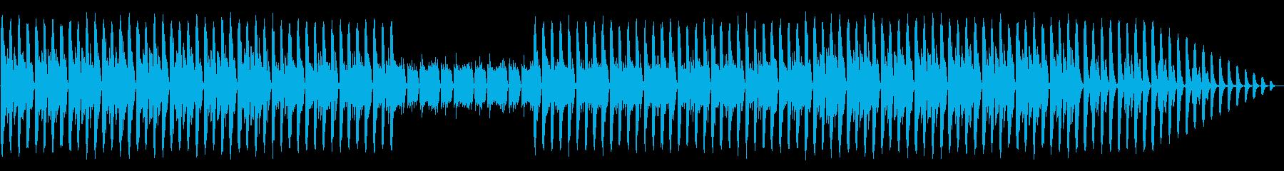 テクノ。アルペジエーター、シーケンサー。の再生済みの波形