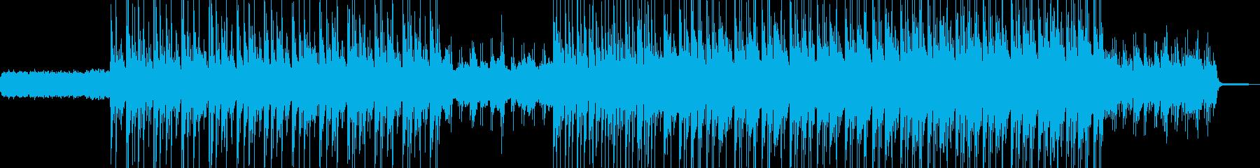 電脳・空想科学的なエレクトロ エレキ無Bの再生済みの波形