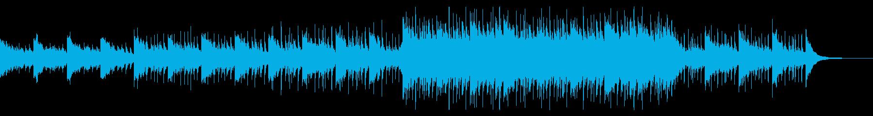企業VP、CM16。エレクトロポップの再生済みの波形