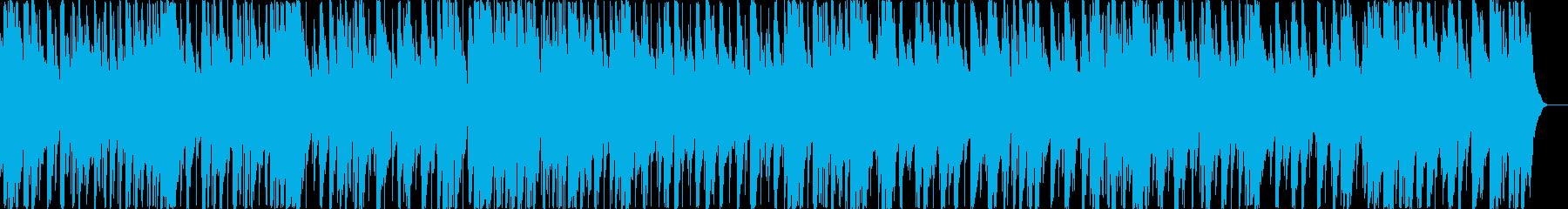 ボサノバ 静か お洒落 ハイテク ...の再生済みの波形