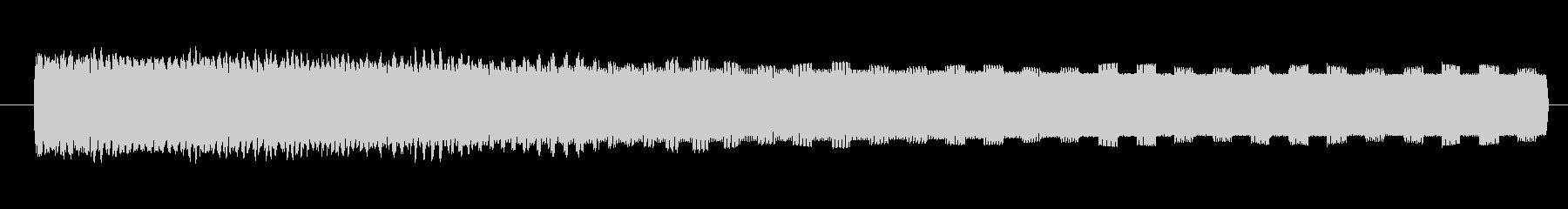 FX ポイントアップグレード01の未再生の波形