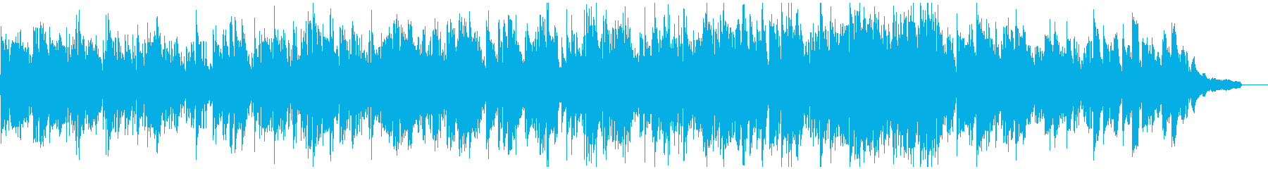 決意、達観した大人のマイナー調ボサノバの再生済みの波形