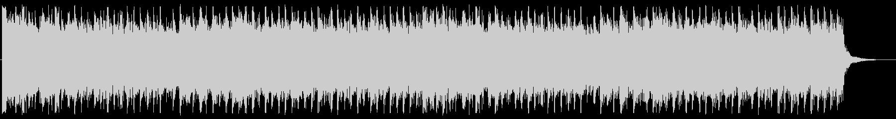 電子/疾走感/ロック_No358_4の未再生の波形