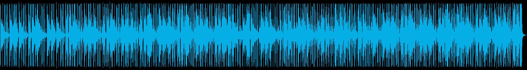 冬/切ない/R&B_No483_1の再生済みの波形