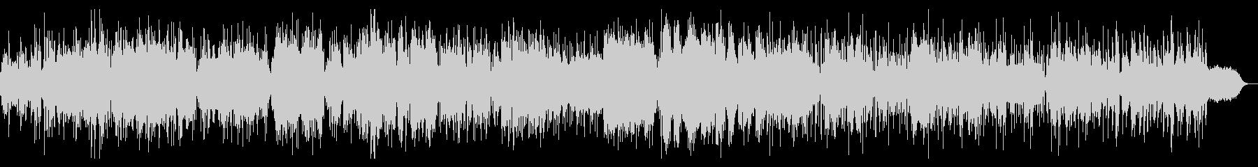 リズムとテクスチャのシンプルIDMの未再生の波形