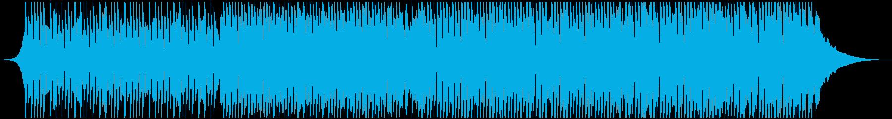 ポップコーポレート(ショート)の再生済みの波形