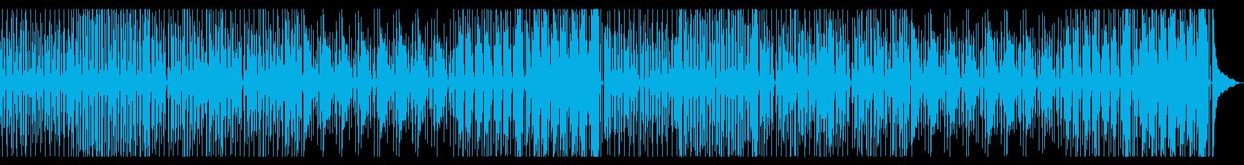 春らしい和風トイトロニカの再生済みの波形