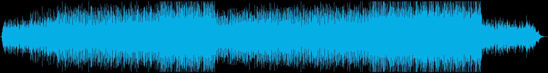 声なし|和風な企業VP 製品紹介の再生済みの波形